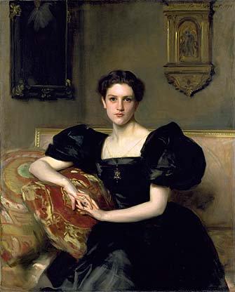 Elizabeth Winthrop Chanler 1893 | John Singer Sargent | Oil Painting