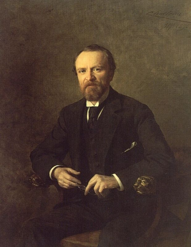 Portrait of Henry Phipps | Theobald Chartran | Oil Painting