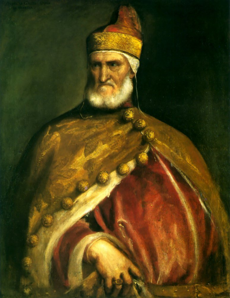Titian Unspecified IV | Titian | Oil Painting