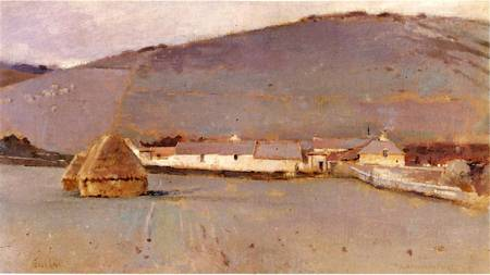 Giverny 1887 | Theodore Robinson | Oil Painting