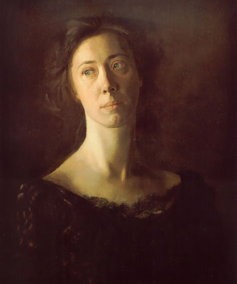 Clara | Thomas Eakins | Oil Painting