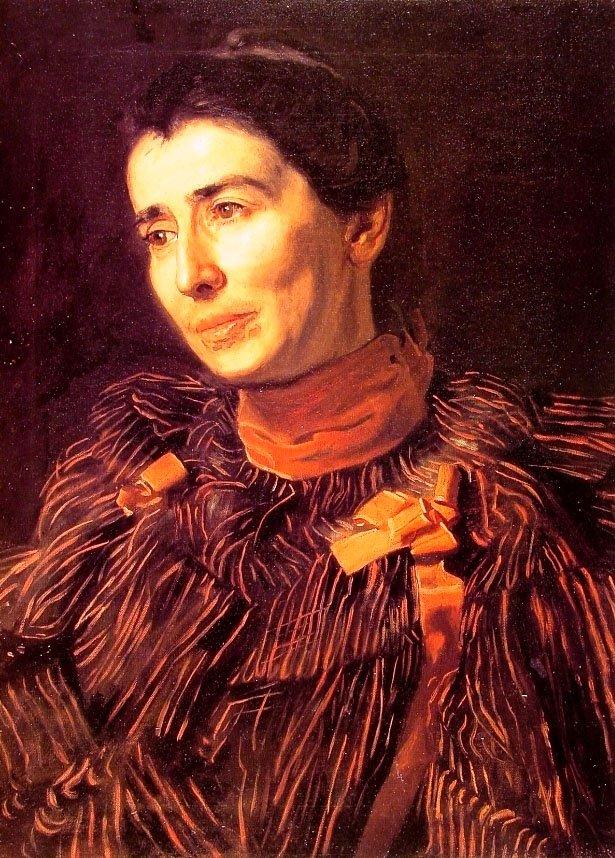 Mary Adeline Williams | Thomas Eakins | Oil Painting