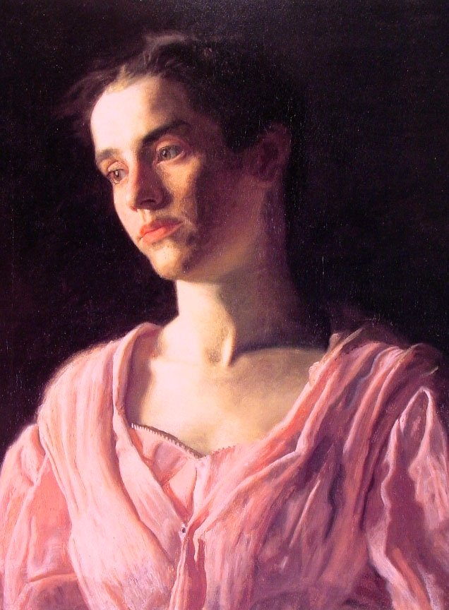 Maud Cook | Thomas Eakins | Oil Painting