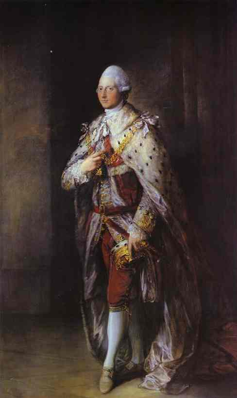 Henry Frederick Duke Of Cumberland 1777 | Thomas Gainsborough | Oil Painting