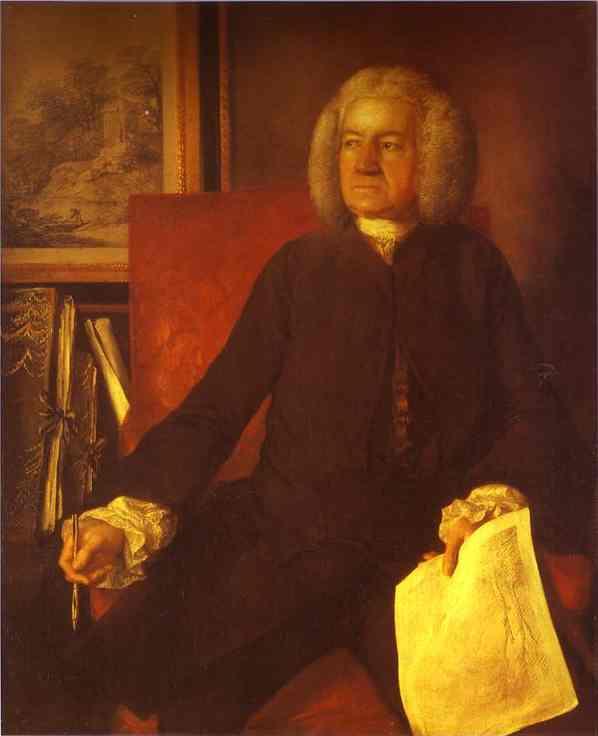Robert Price 1760 | Thomas Gainsborough | Oil Painting