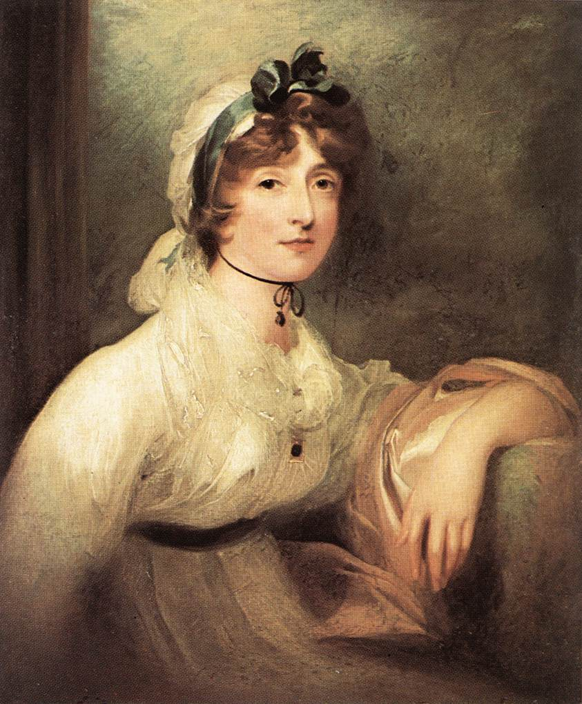 Diana Sturt Lady Milner | Thomas Lawrence | Oil Painting
