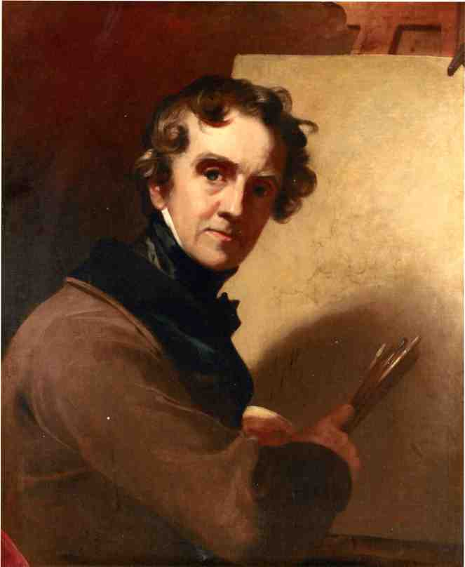 Self Portrait 1850 | Thomas Sully | Oil Painting