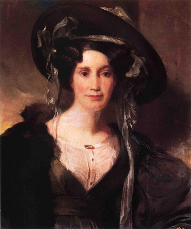 Portrait of a Lady | Thomas Sully | Oil Painting