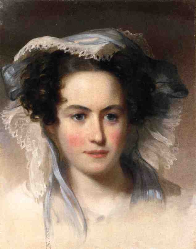Portrait of Mrs C Ford 1830 | Thomas Sully | Oil Painting