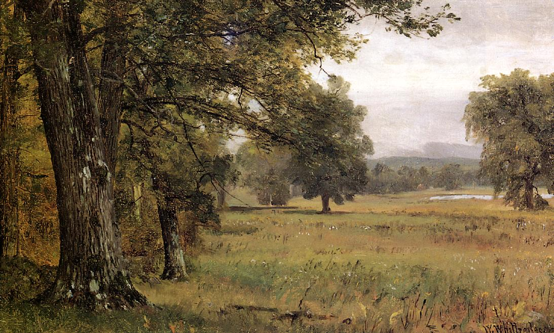 Landscape in the Catskills | Thomas Worthington Whittredge | Oil Painting