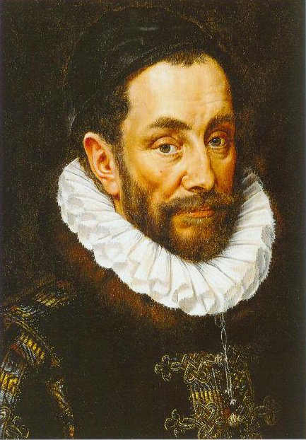 Portrait Of William 1 Prince Of Orange Called Wiliam The Silent 1579 | Adriaen Tomasz Key | Oil Painting