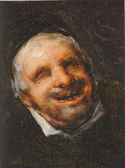 El Tio Paquete 1819 1820 | Francisco De Goya | Oil Painting