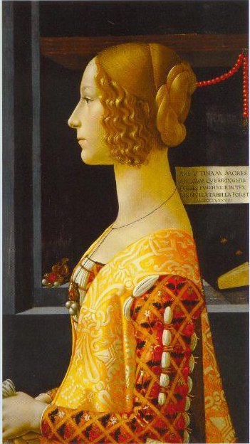 Portrait Of A Young Woman Praying 1488 | Hans Memling | Oil Painting