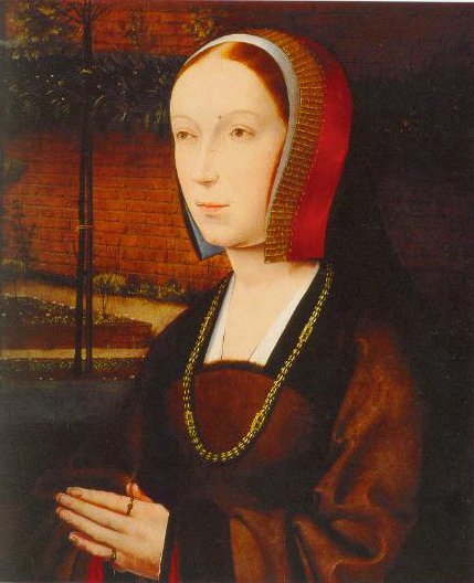 Portrait Of A Female Donor 1505 | Jan Provost | Oil Painting