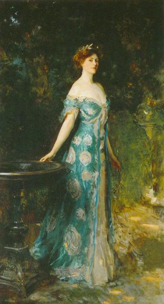Portrait Of Millicent Duchess Of Sutherland 1904 | John Singer Sargent | Oil Painting