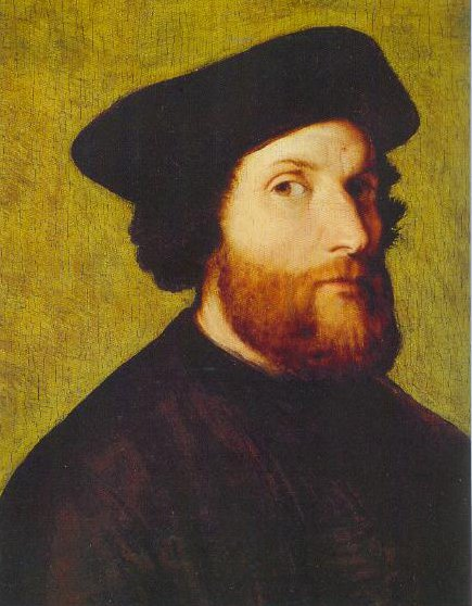 Self Portrait Undated | Lorenzo Lotto | Oil Painting