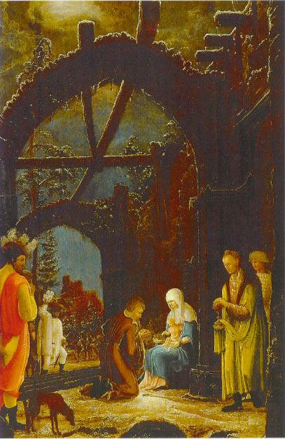 The Adoration Of The Magi 1520 | Master Of The Thyssen Adoration | Oil Painting