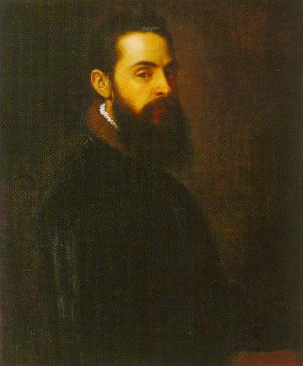 Portrait Of Antonio Anselmi 1550 | Titian | Oil Painting
