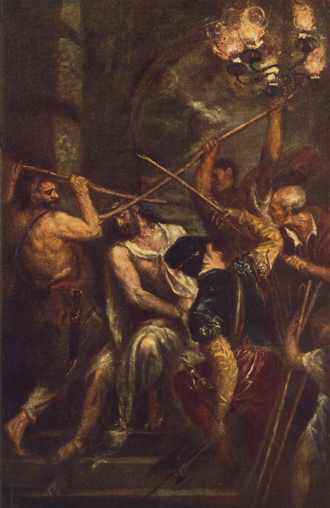 Crowning With Thorns | Titian | Oil Painting