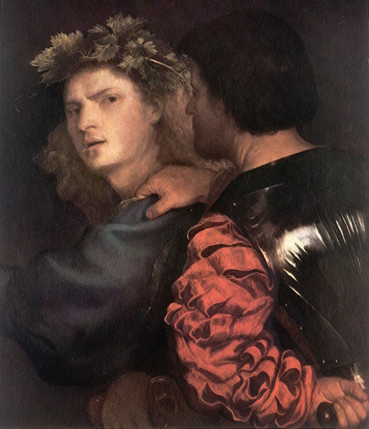 The Bravo | Titian | Oil Painting