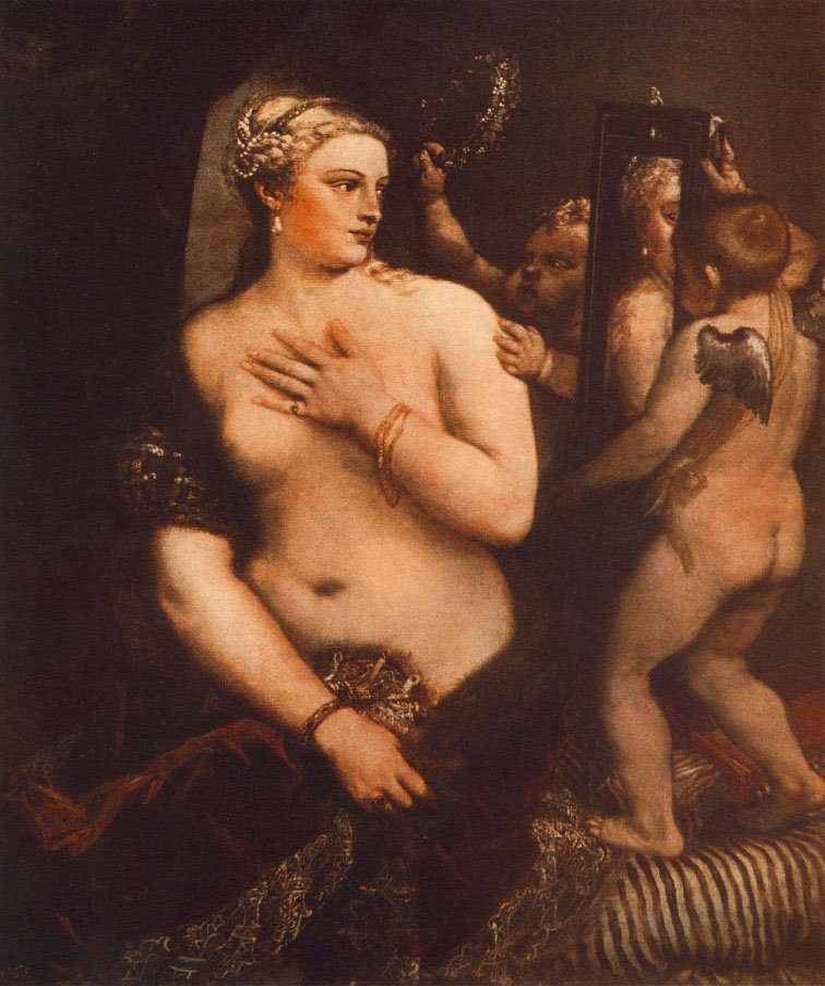 Venus At Her Toilet | Titian | Oil Painting