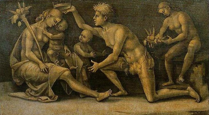 Allegory of Fecundity and Abundance | Luca Signorelli | Oil Painting