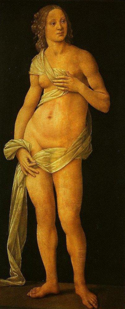 Venus | Lorenzo Di Credi | Oil Painting