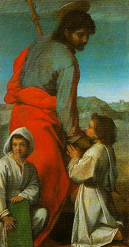 St James | Andrea Del Sarto | Oil Painting