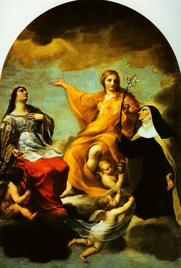 The Three Magdalens | Andrea Sacchi | Oil Painting