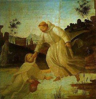 St Placids Rescue | Bartolomeo Di Giovanni | Oil Painting