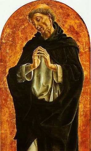 St Dominic | Cosme Tura | Oil Painting