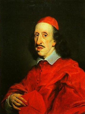 Cardinal Leopoldo de Medici | Baciccio | Oil Painting