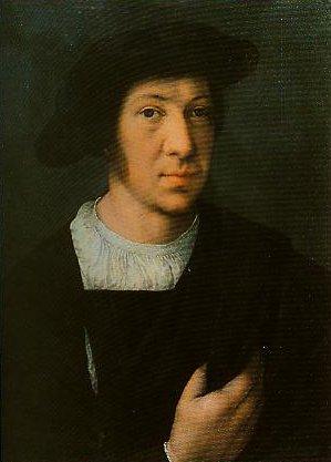 Portrait of a Man | Bernard Van Orley | Oil Painting