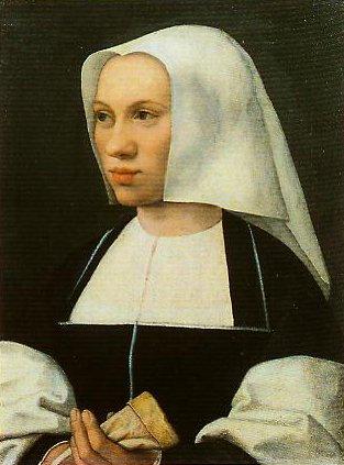 Portrait of a Woman | Bernard Van Orley | Oil Painting