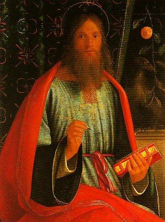 St John the Evangelist | Boccaccio Boccaccino | Oil Painting