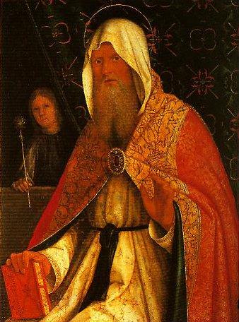 St Matthew | Boccaccio Boccaccino | Oil Painting