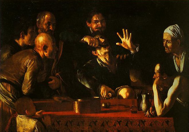 The Tooth Puller | Caravaggio | Oil Painting
