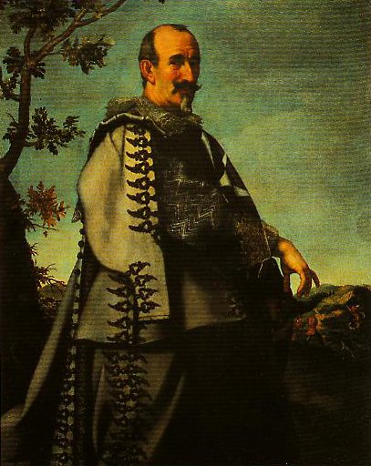 Portrait of Ainolfo de Bardi   Carlo Dolci   Oil Painting