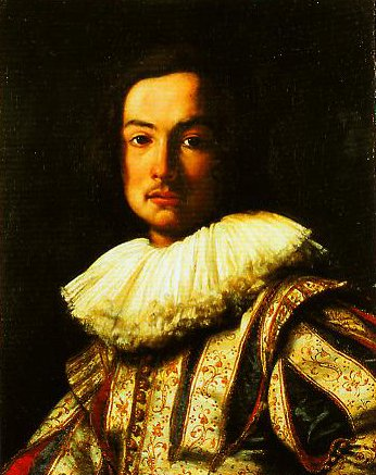 Portrait of Stefano Della Bella | Carlo Dolci | Oil Painting