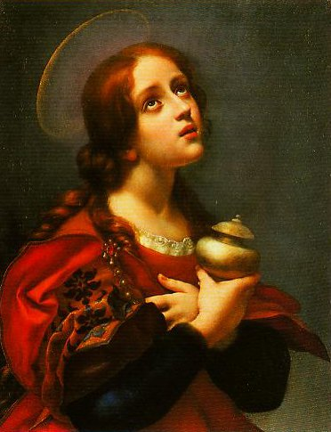 St Mary Magdalen | Carlo Dolci | Oil Painting