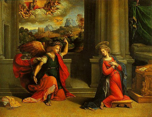 The Annunciation | Carofalo | Oil Painting