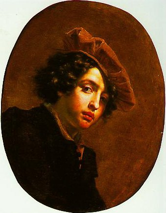 Portrait of a Young Man   Cesare Dandini   Oil Painting