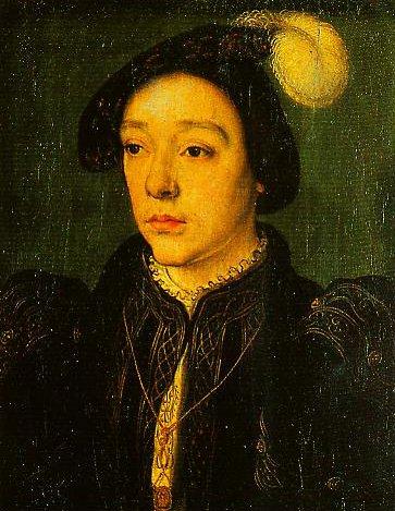 Duke Charles of Angouleme | Corneille De Lyon | Oil Painting