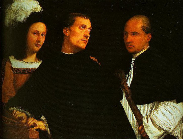 The Concert | Titian | Oil Painting