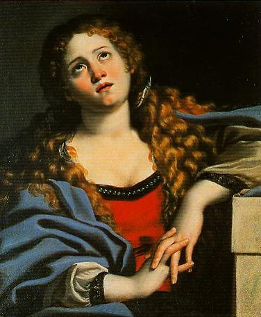 Mary Magdalen | Domenichino | Oil Painting