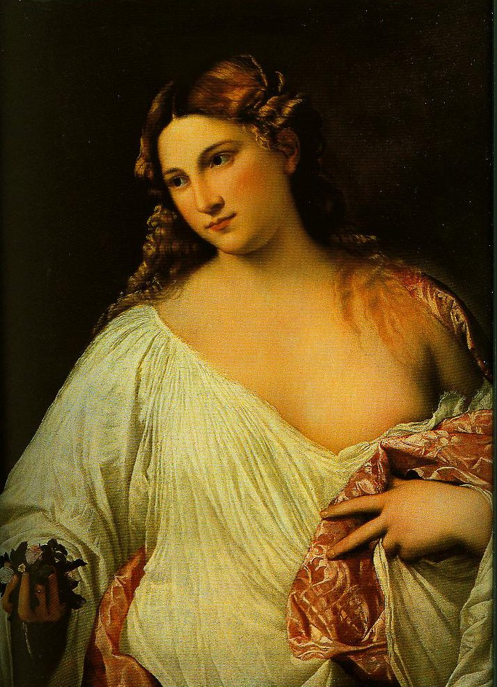 Flora | Titian | Oil Painting