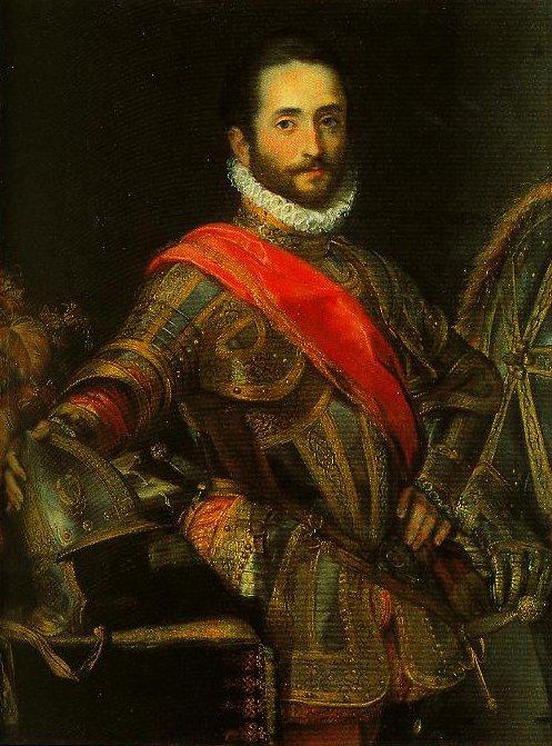 Portrait of Francesco Maria II della Rovere | Federico Barocci | Oil Painting