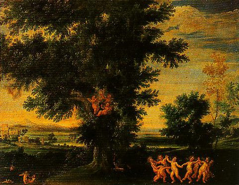 Cupids Dance | Francesco Albani | Oil Painting