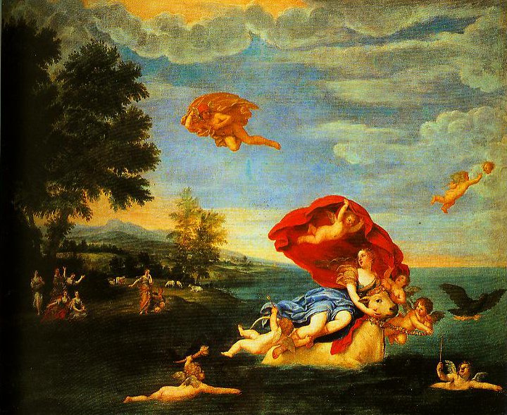 The Rape of Europe | Francesco Albani | Oil Painting