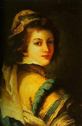 Portrait of a Page Boy   Gian Domenico Tiepolo   Oil Painting